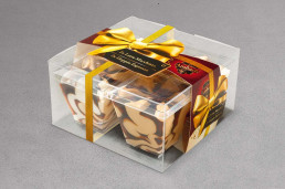 Prographics Werbeagentur Aachen Verpackung an der Poel Desserts